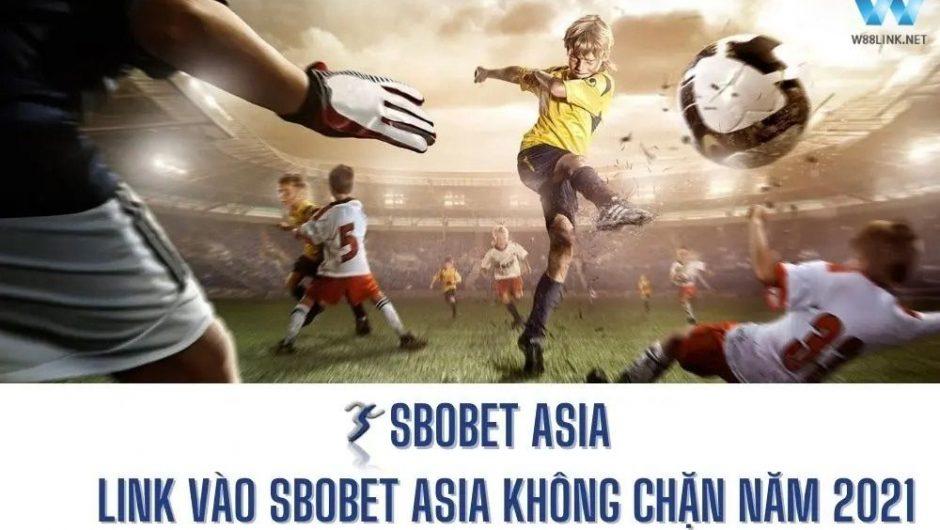 Link vào trang quản trị Sbobet Asia