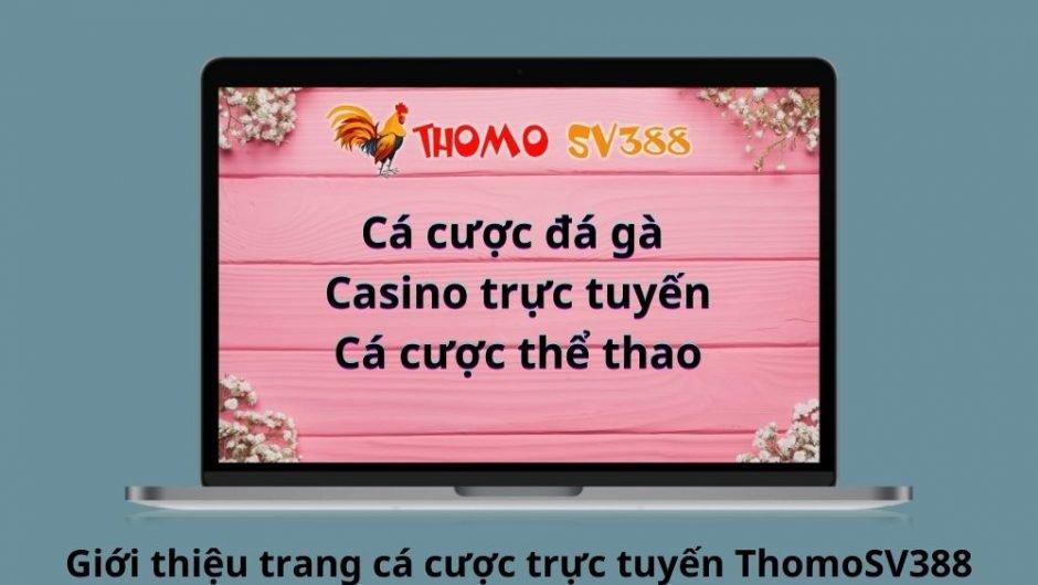 ThomoSV388 – Trực tiếp đá gà – Casino online – Game slot ăn tiền thật