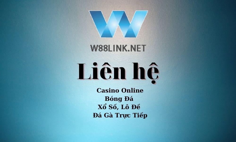 Liên hệ W88 Link